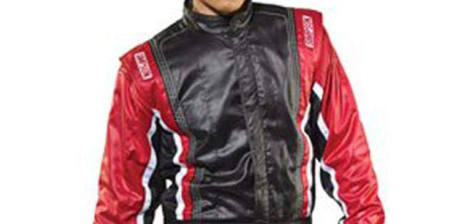 Racing suits made with DuPont™ Nomex® Racing Protection provide high-performance