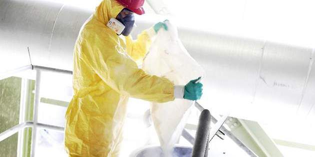 Tychem® 2000 C chemical suits offer comfortable, limited-use protection against a wid