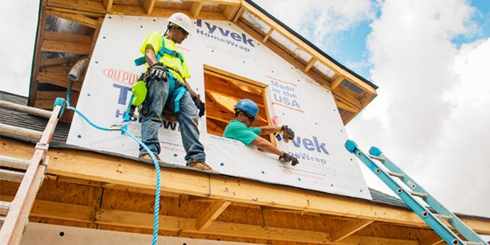 Tyvek ® for Building Envelopes