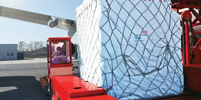 Tyvek ® for Cargo Covers