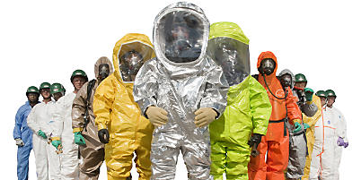 adf60126c0f Kevlar® brand · Tyvek® Protective Apparel by DuPont helps safeguard workers  in many industries
