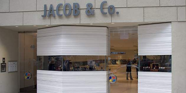 JACOB & Co. Retail Store Design