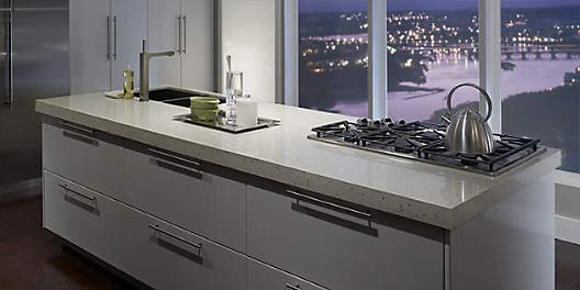 Corian® Bathroom Countertops And Sinks ·  DSP_Corian_Zodiaq_Photograph_ArticIce_Flax_630x315
