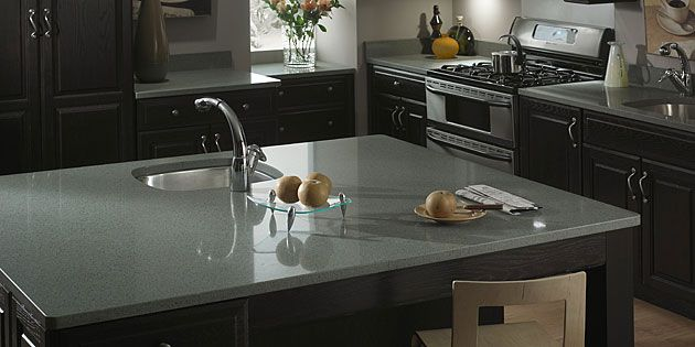 Installing Quartz Countertops Created with DuPont™ Zodiaq®