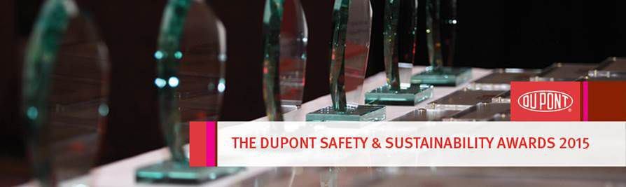 DuPont Safety & Sustainability Awards 2015