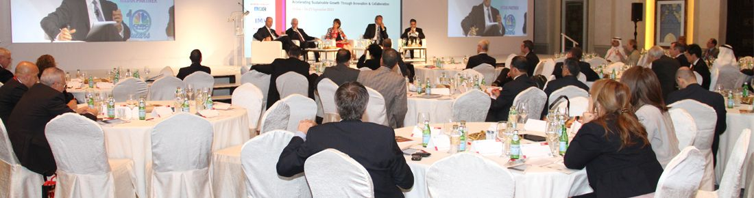 DuPont CEO Forum in Dubai 2013