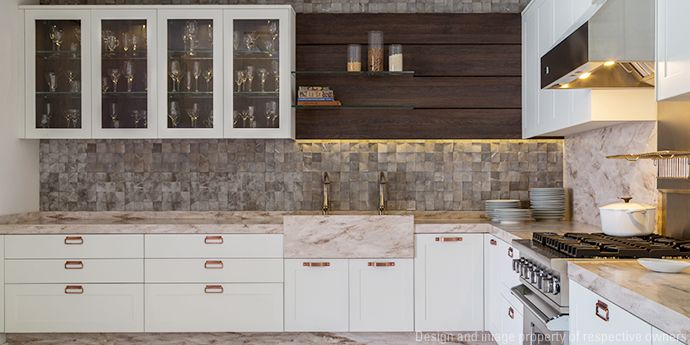 Cocina Urban Crossign Kitchens