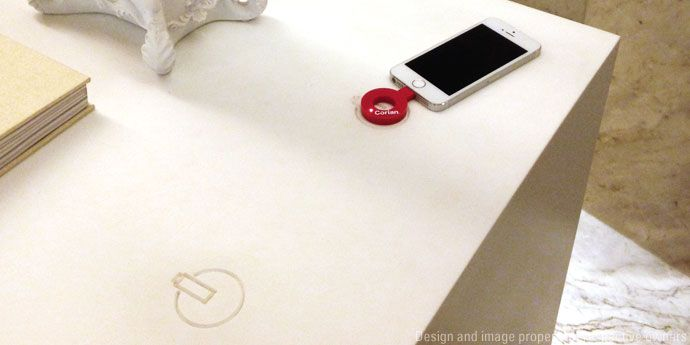 DuPont-Corian-Charging-Surface