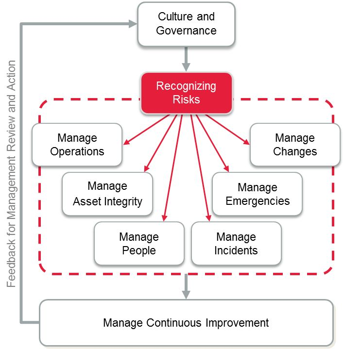 DuPont Governance Model for Operational Risk Management