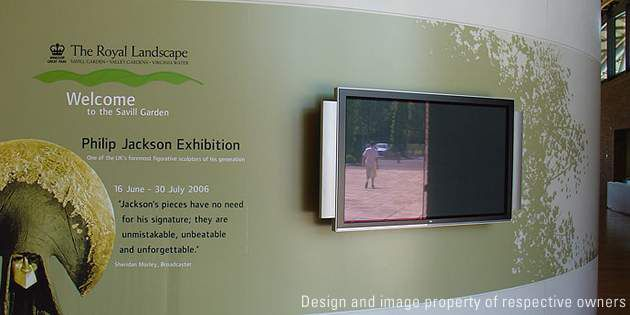 Durable Surface for Public Spaces the Savill Gardens