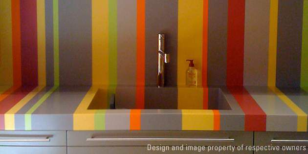 A Kitchen Renovation Full of Colour