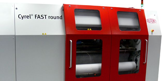 Easy-to-use Cyrel® Round equipment, when used with the family of ready-to-image Cyrel® Round flexo sleeves, provides a complete digital sleeve production solution.