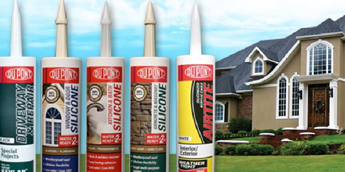 DuPont™ Caulk & Sealant thumbnail