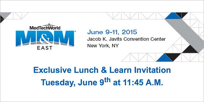 MDM East Lunch Learn Invitation DuPont USA