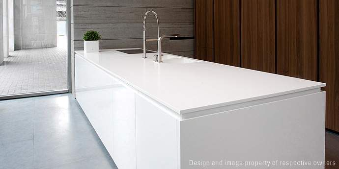 Design a Kitchen with Corian®