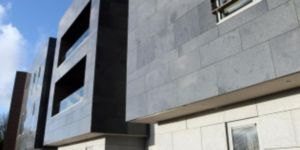 Tyvek® UV Facade specified for the Malmaison Hotel, Aberdeen