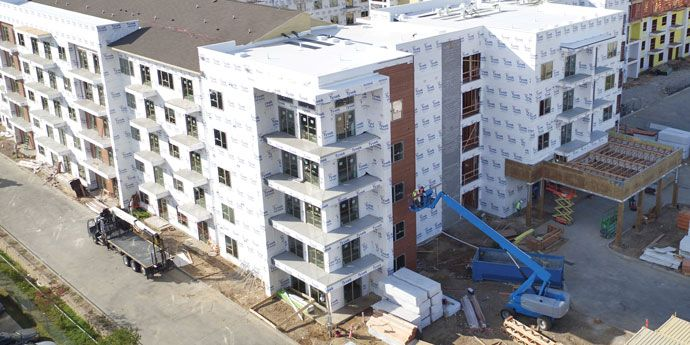 DuPont ™ Tyvek ® Multifamily
