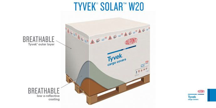 DuPont ™ Tyvek ® Cargo Cover W20