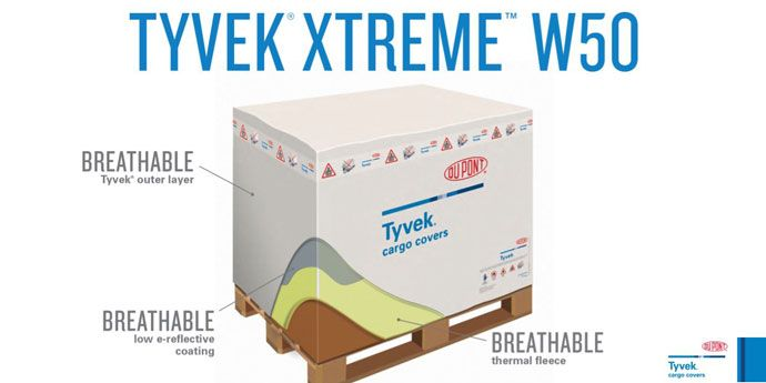 DuPont ™ Tyvek ® Cargo Cover Extreme ™ W50
