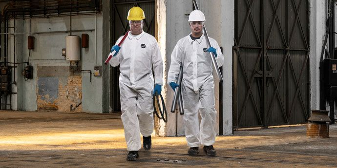 DuPont™ ProShield® garments helps protect industrial workers with limited use an