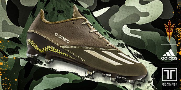 adidas Dark Ops Cleats with Kevlar®