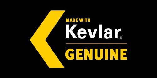 Kevlar® 新标签2016年全球推行。购买切割与热烫防护装备,请认准Kevlar® 吊牌与标签。