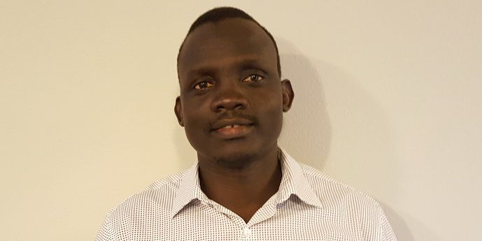 Field Engineer Ngor Deng