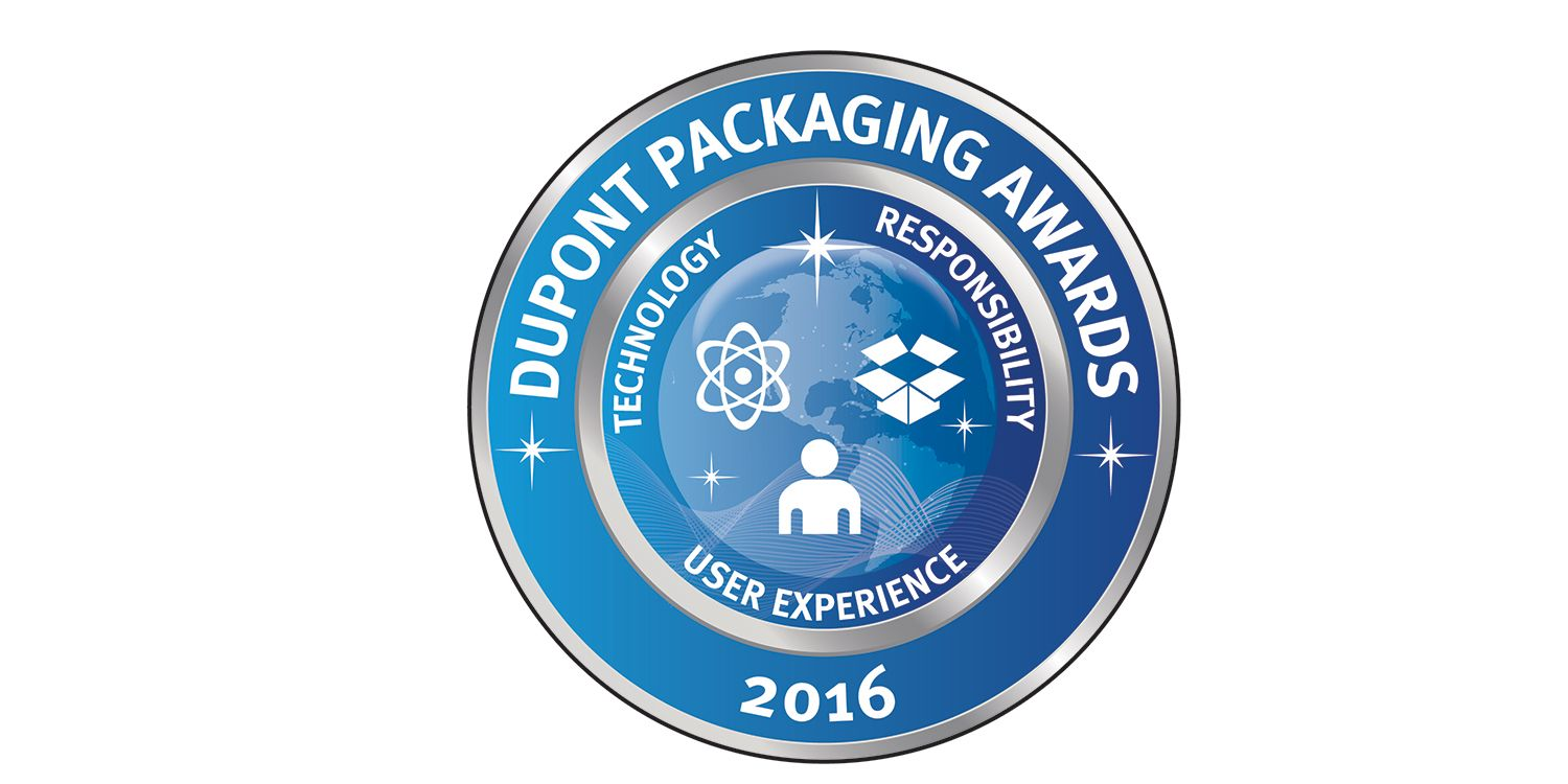 2016 DuPont Awards for Packaging Innovation icon