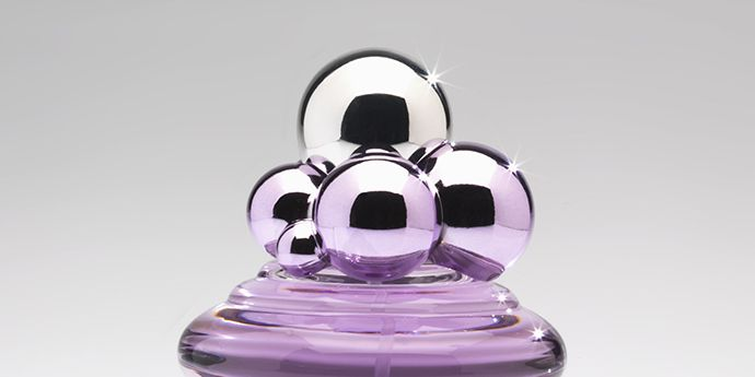 "Cacharel's ""Catch Me..."" Fragrance Cap"