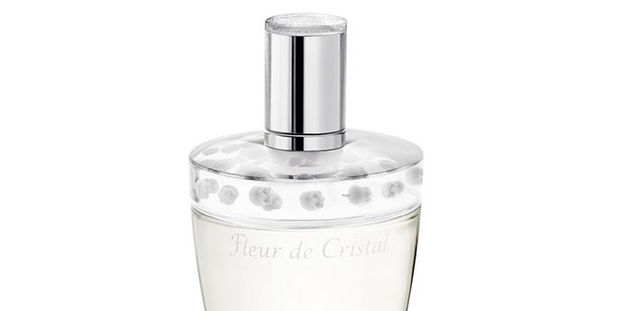 Lalique Parfums, 'Fleur de Cristal', Perfume Collar made with DuPont™ Surlyn®