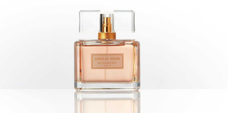 Givenchy S Dahlia Divin Perfume Cover Dupont Usa