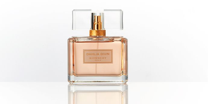 Givenchy's New Dahlia Divin Eau de Toilette Perfume Cover is Manufactured in Transparent DuPont™ Surlyn