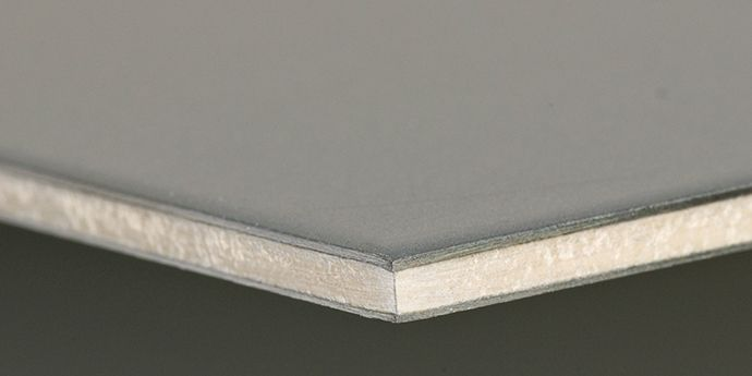 Composite Building Panels with HFFR Core Layer Compounds Based on DuPont™ Elvaloy® AC