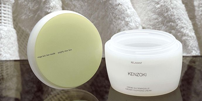 Kenzoki Cream Jar made with DuPont™ Surlyn®