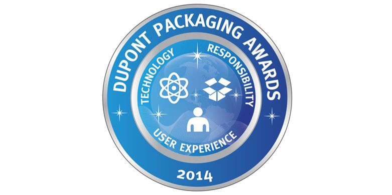 DuPont Packaging Awards logo