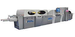 MGI 3D Digital Package Decoration Process