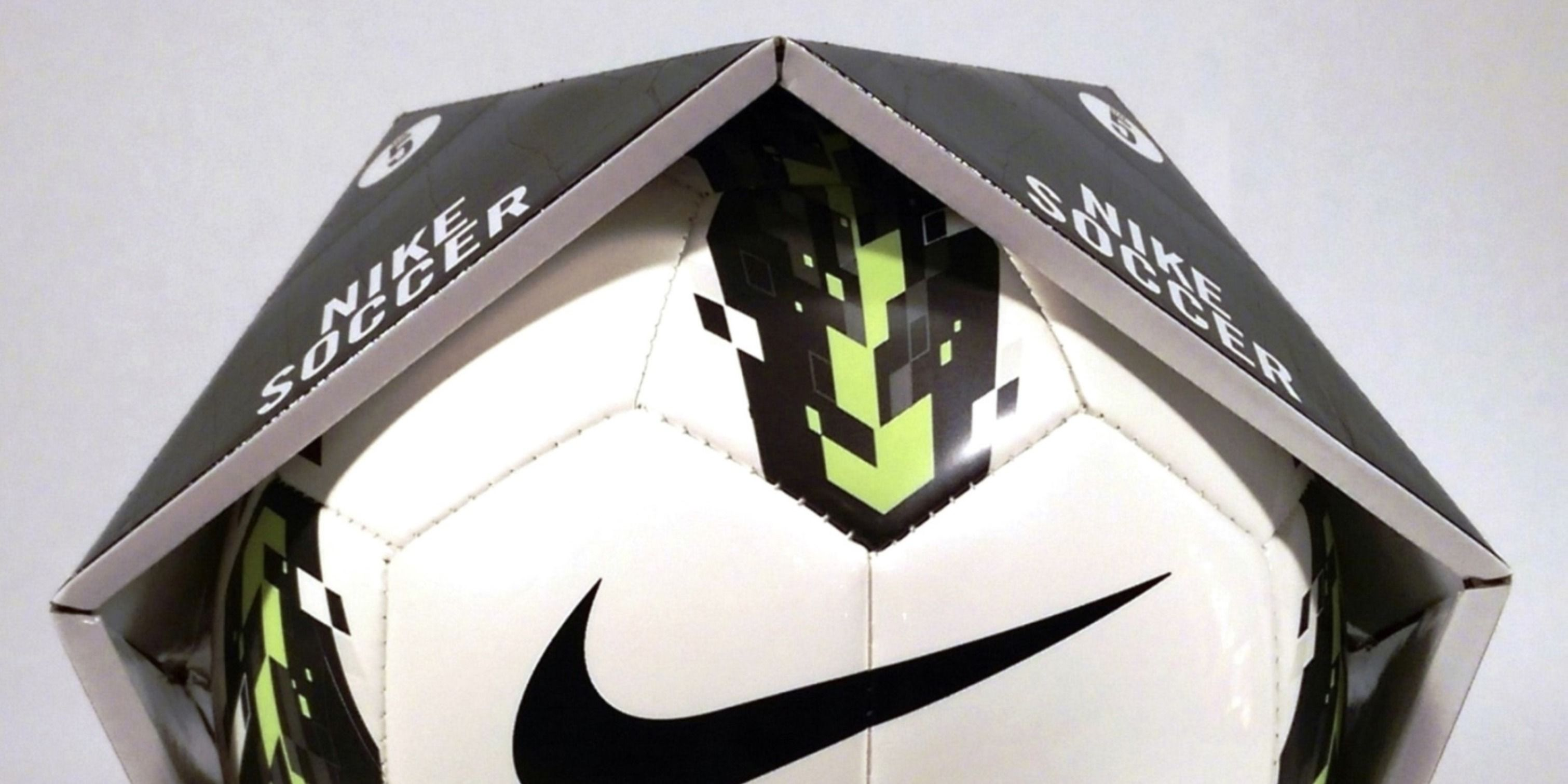 NIKE Inflatables 2015/2016 Packaging Redesign - 2016 Diamond Finalist Award - DuPont Awards for Packaging Innovation