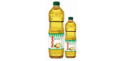 Lightweight Square-Shaped Edible Oil Bottle & Cap