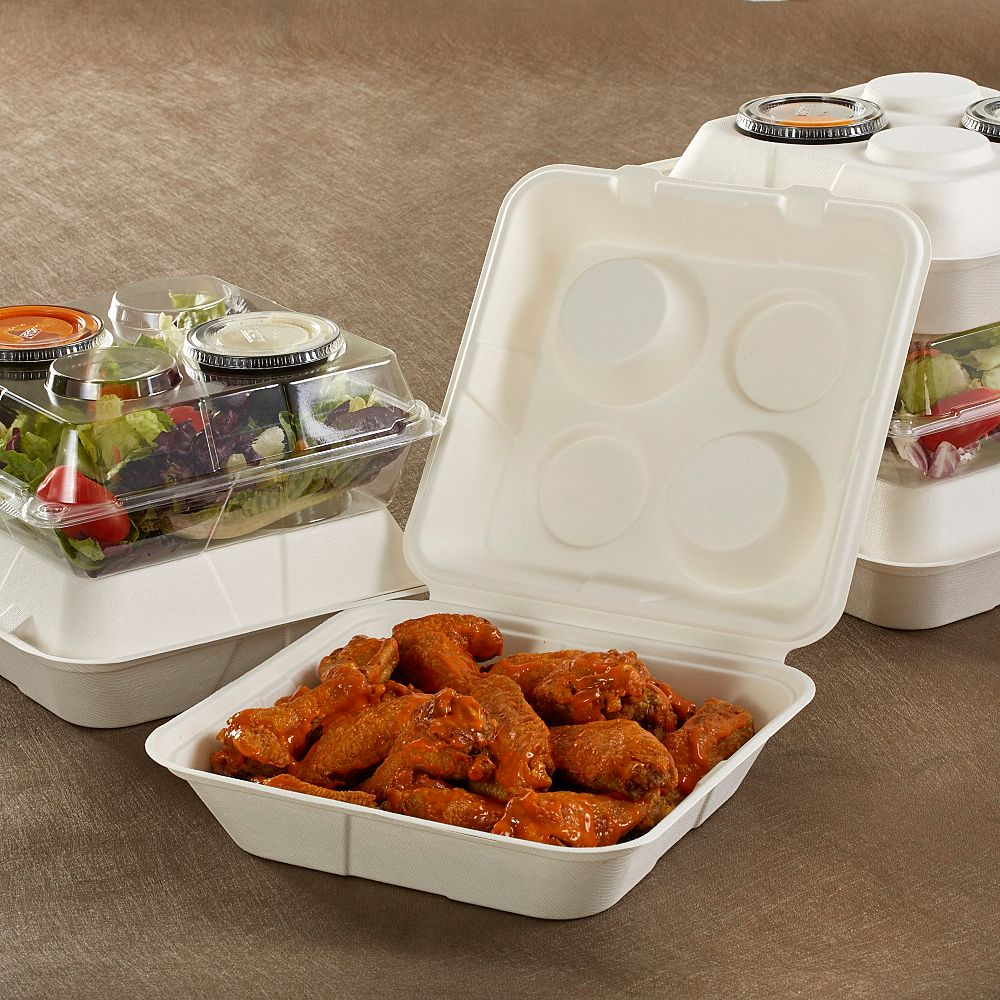 Take-Out Container - 2016 Silver Award