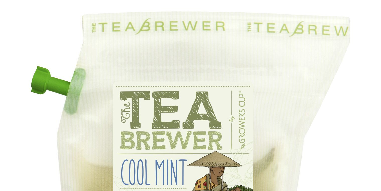 TeaBrewer/CoffeeBrewer - Premium Whole Leaf Tea/Coffee Brewing System - 2016 Diamond Finalist Award - DuPont Awards for Packaging Innovation