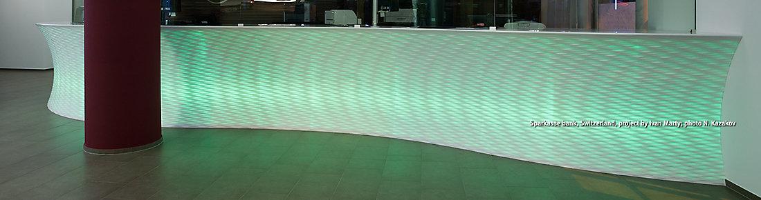 corian for reception desks - Reception Desks