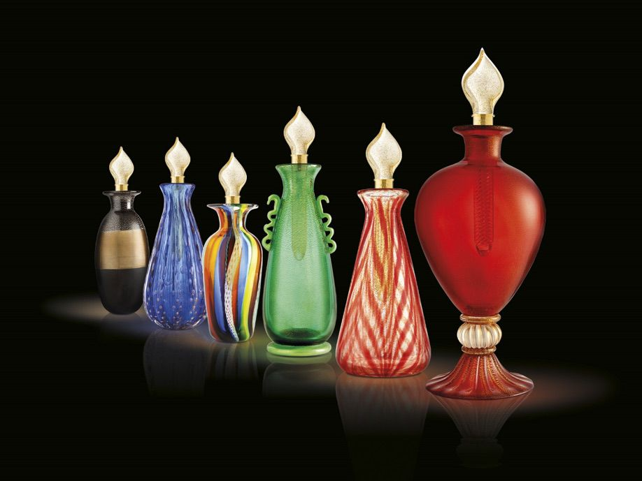 DuPont™ Surlyn® Flame Cap Tops Off Elegant Murano Glass in New Mavive S.p.A. Collection