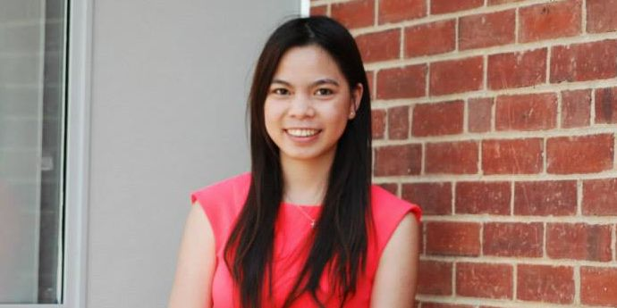 Field Engineer Tracey Nguyen