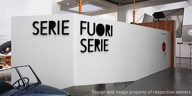Triennale Design Museum, Milan, Italy; photo DuPont (for images 1, 2 and 3) phot