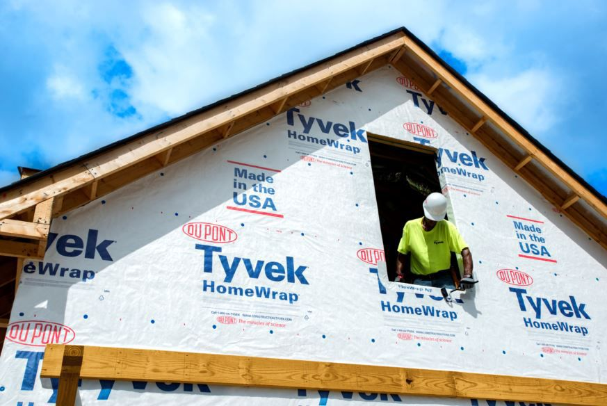 Tyvek® HomeWrap® Installer