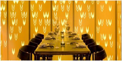 香港Zenses Pissarro时尚餐厅设计