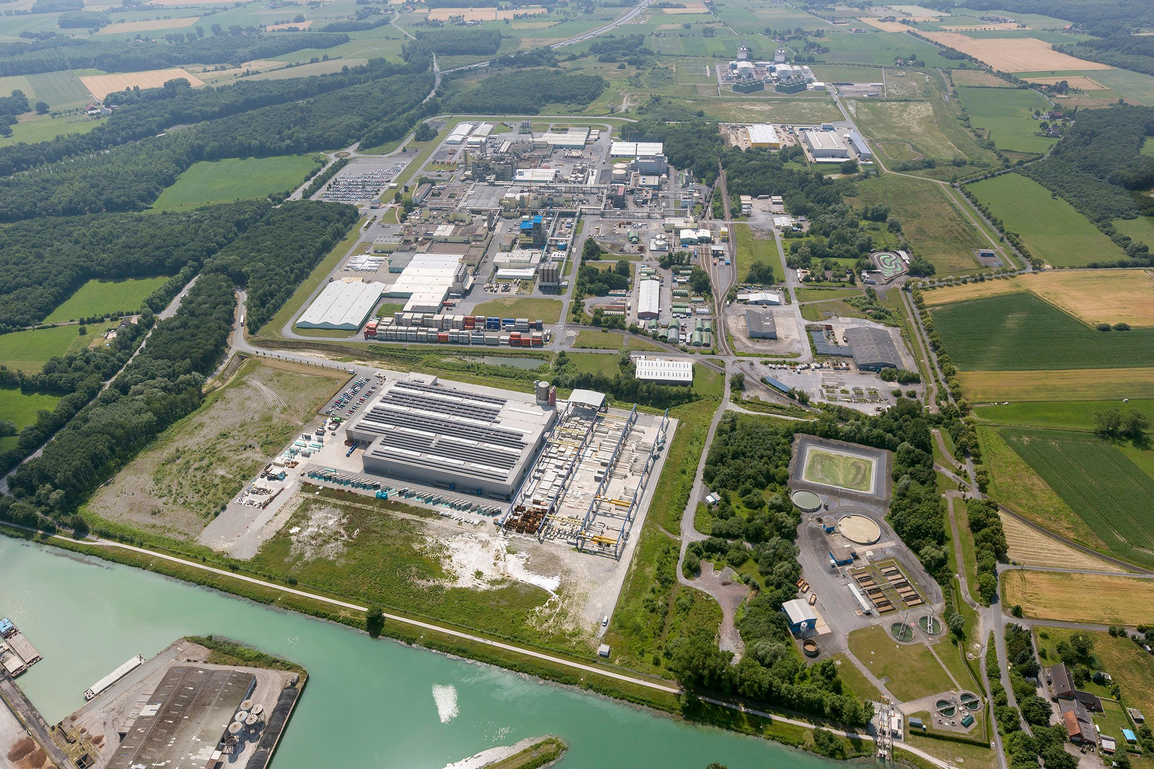 Zytel® HTN polymer production facility in Europe