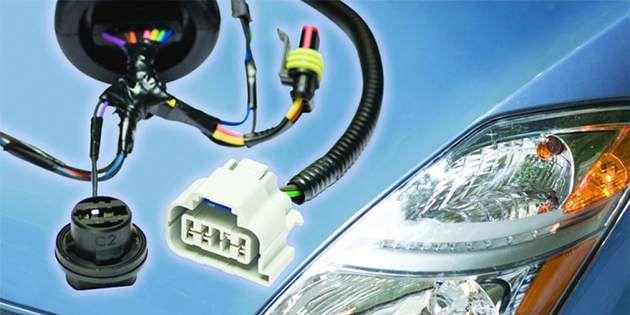 用于车辆照明系统的材料满足苛刻的要求