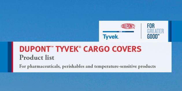 Tyvek® 货运隔热罩产品与服务
