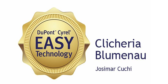 VIDEO: DuPont™ Cyrel® EASY Technology - Clicheria Blumenau